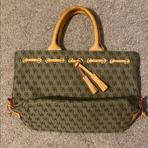 Dooney & Bourke small handbag.
